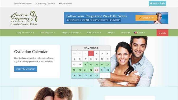 Pregnancy Association