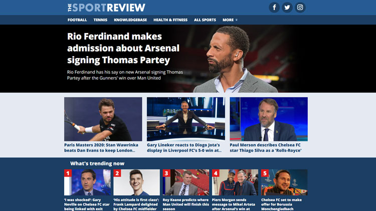 TheSportReview