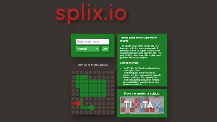 Splix