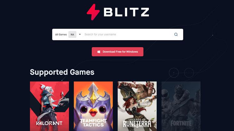 Blitz App