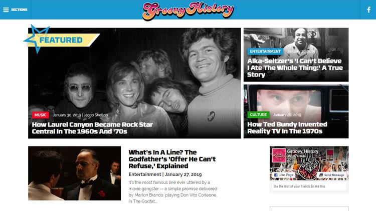 Groovy History