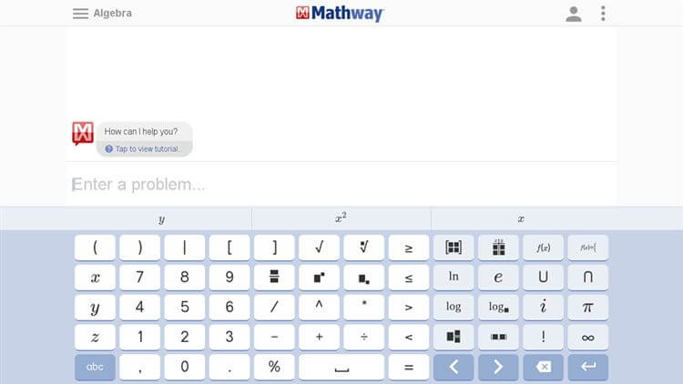 Advertise on Mathway - ADspot on