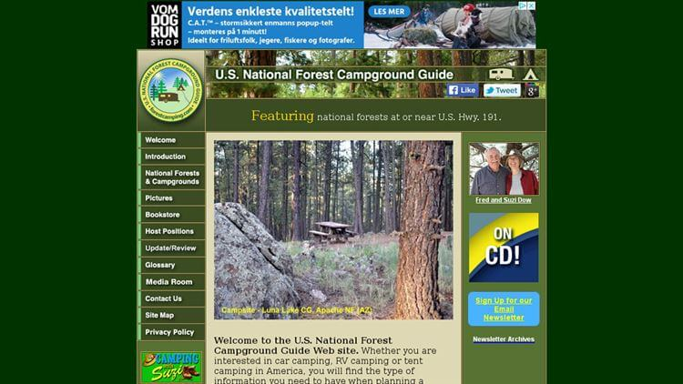 Campground Directory