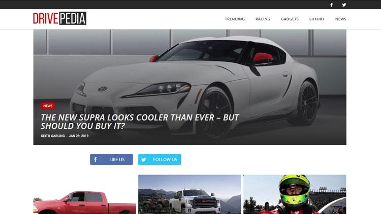 Drivepedia