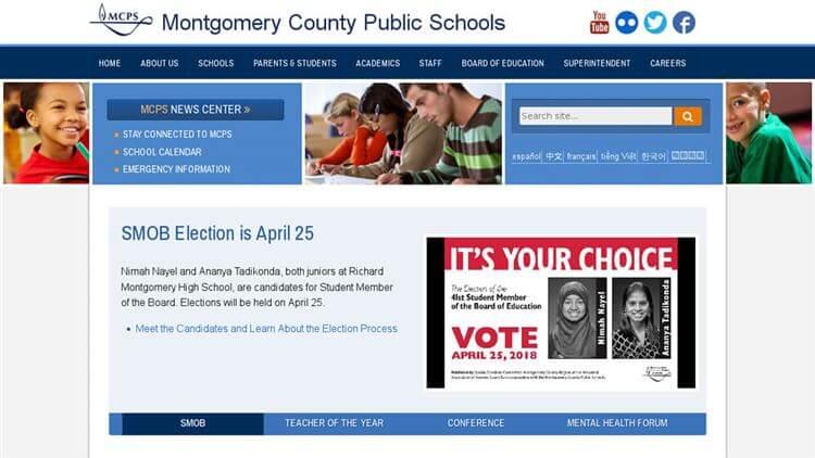 Montgomery Schools