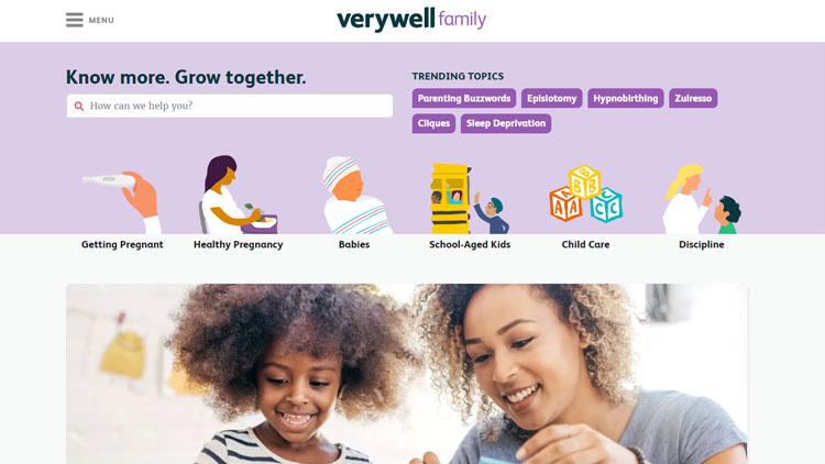 Verywell Family