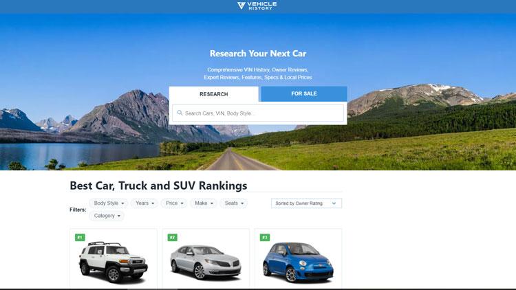VehicleHistory