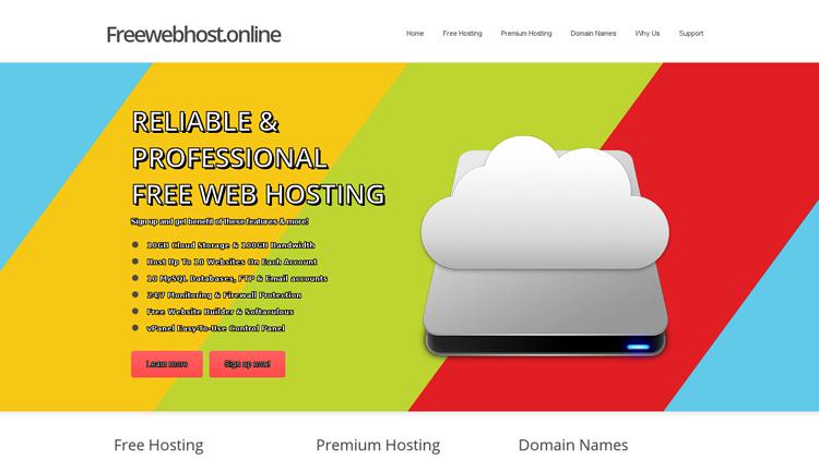 Free Web Host