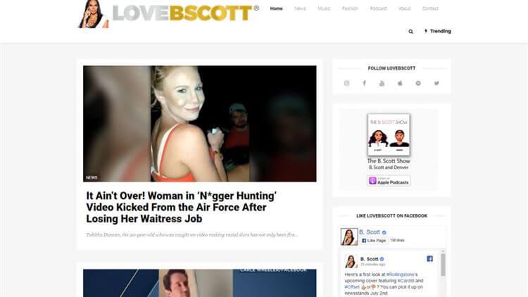 lovebscott.com