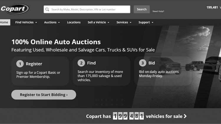 Copart Auto Auction