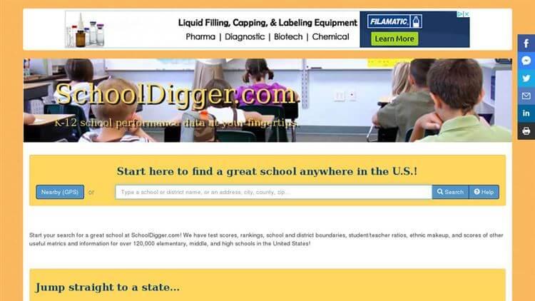 SchoolDigger