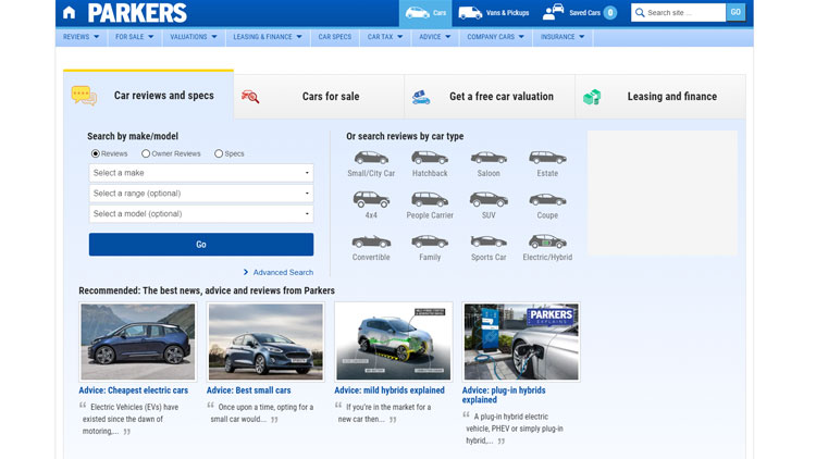 Parkers.co.uk