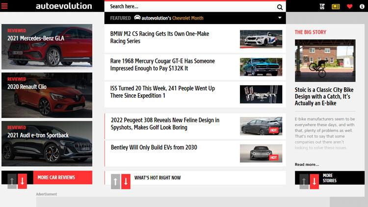 AutoEvolution.com