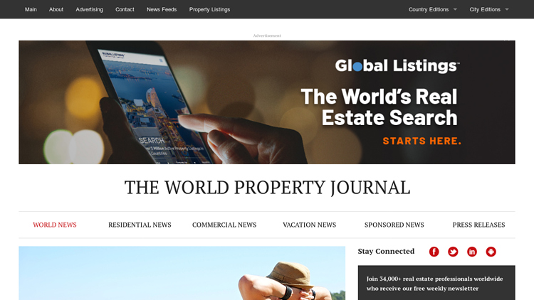 World Property Journal