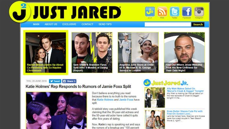 Just Jared