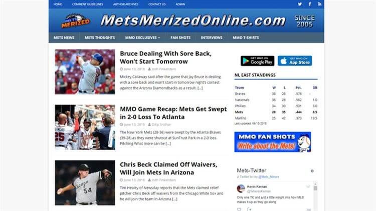 Metz Merized Online