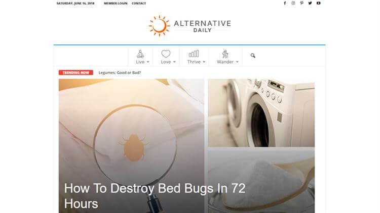 Alternative Daily