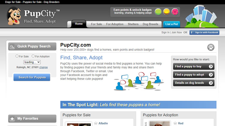 PupCity
