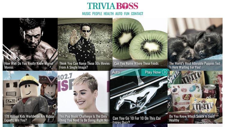 Trivia Boss
