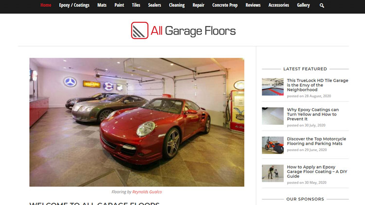 All Garage Floors