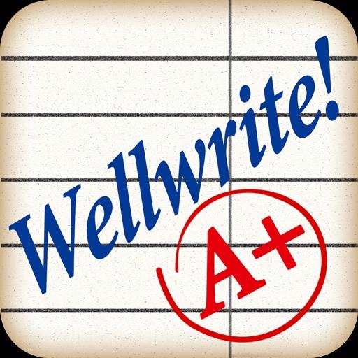 Wellwrite! Spelling test