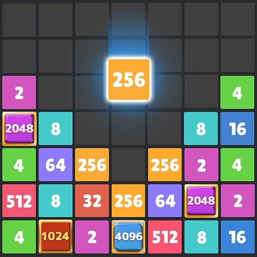 Drop The Number™ : Merge Game