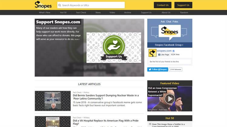 The Snopes