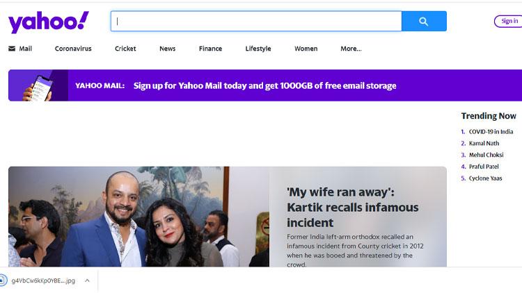 Yahoo India