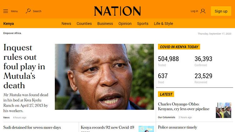 Nation Africa