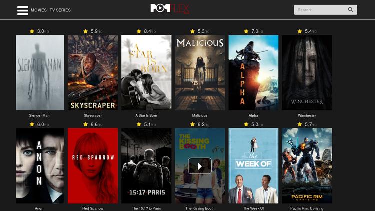 Popflex Movies