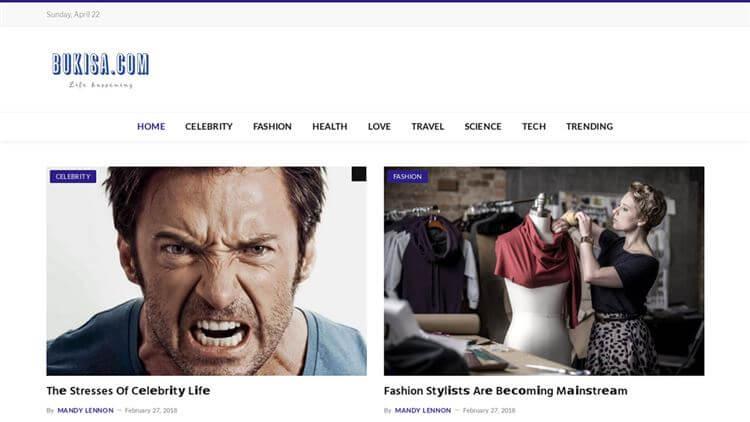 Bukisa Media