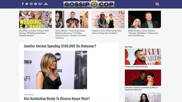 Gossip Cop