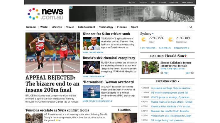 Australia's News
