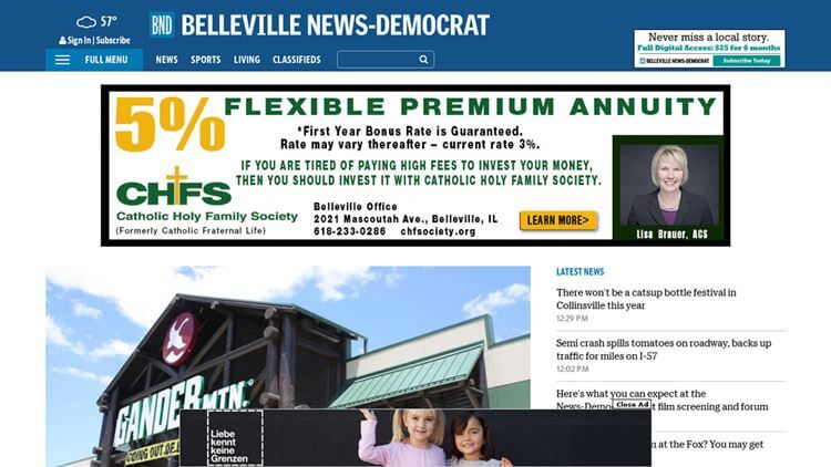 Belleville News-Democrat