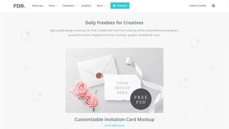 Free Design Resources