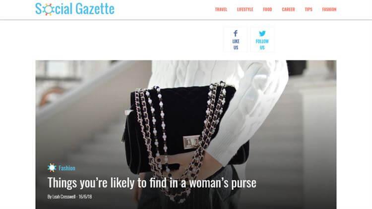 Social Gazette
