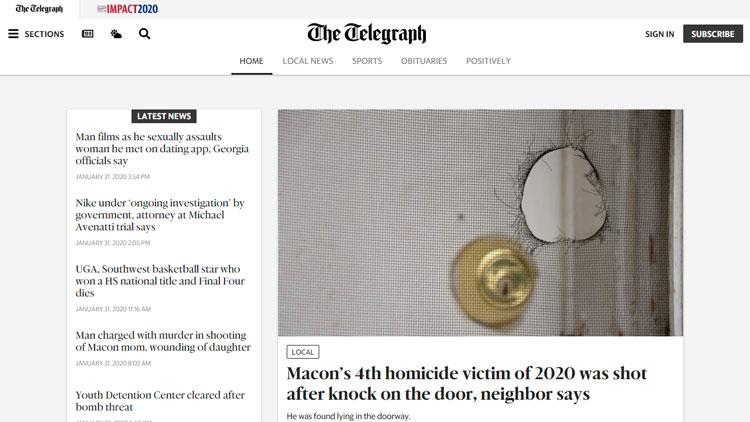 Macon Telegraph