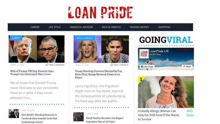Loan Pride